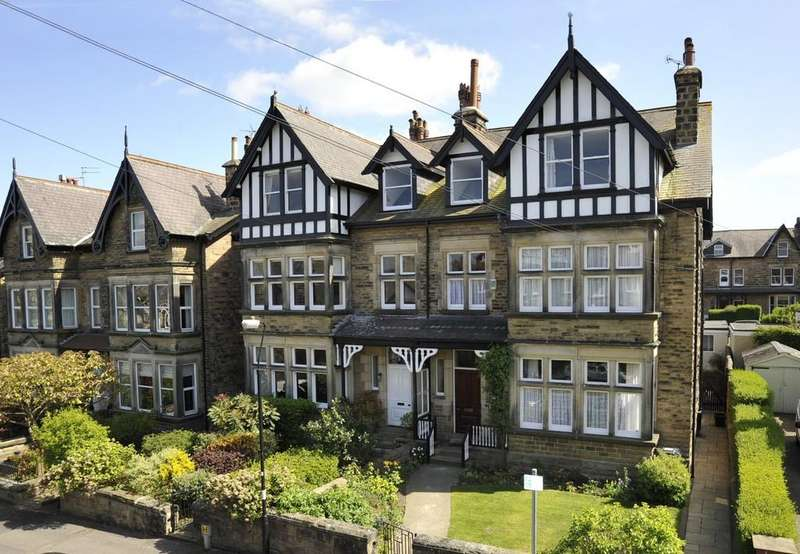 6 Bedrooms Semi Detached House for sale in West Cliffe Grove, Harrogate