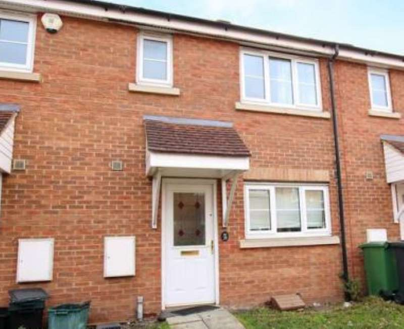 3 Bedrooms Terraced House for sale in Michigan Close, Broxbourne, Hertfordshire, EN10 6FY