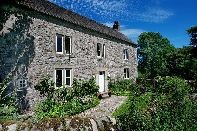 6 Bedrooms Detached House for sale in Slade House Farm, Ilam, Ashbourne, Derbyshire DE6