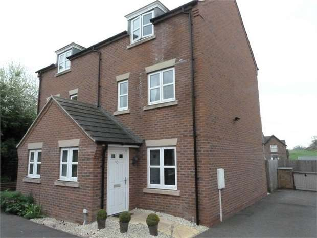 3 Bedrooms Semi Detached House for sale in Walcote