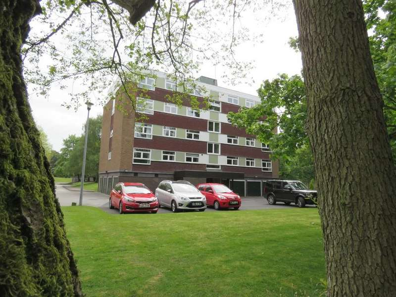 3 Bedrooms Apartment Flat for sale in Riverside Drive, Solihull