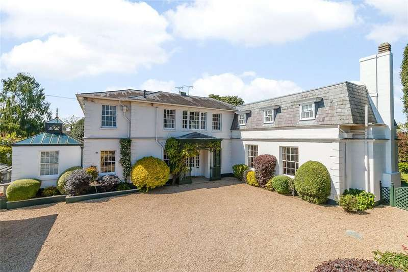 5 Bedrooms House for sale in Thames Street, Sonning, Reading, Berkshire, RG4