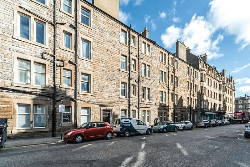 1 Bedroom Flat for sale in PROPERTY PORTFOLIO, Edinburgh, EH3 9JR