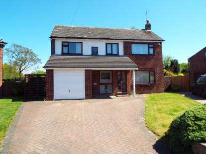 5 Bedrooms Detached House for sale in Carlton Avenue, Wilmslow, Cheshire