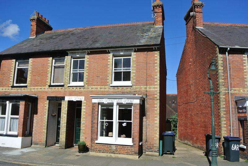 2 Bedrooms Semi Detached House for sale in Albert Road, Canterbury