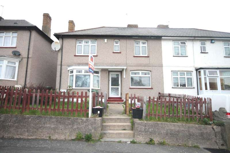 3 Bedrooms Semi Detached House for sale in Chapman Road, Belvedere, DA17 6NJ