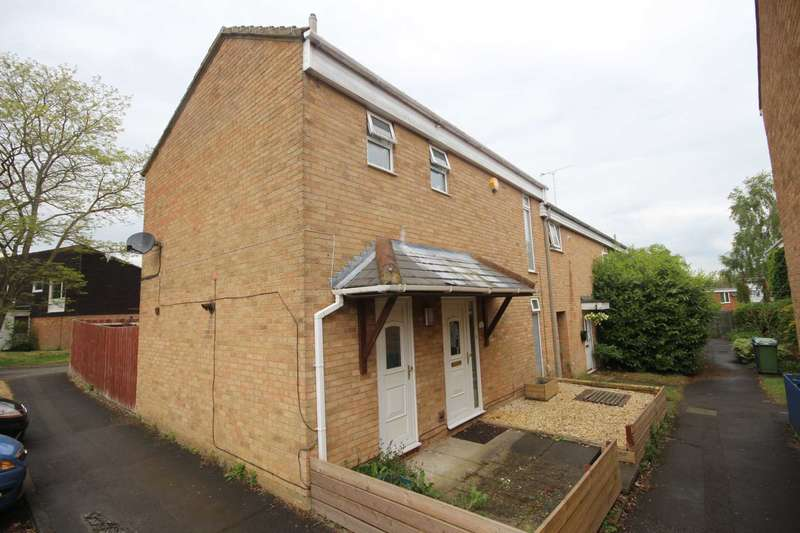 2 Bedrooms End Of Terrace House for sale in Lydney, Bracknell