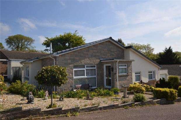 3 Bedrooms Detached Bungalow for sale in Parkside Drive, Exmouth, Devon