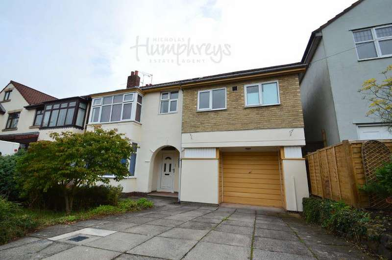 5 Bedrooms Semi Detached House for sale in Cedar Drive, Farewell Hall