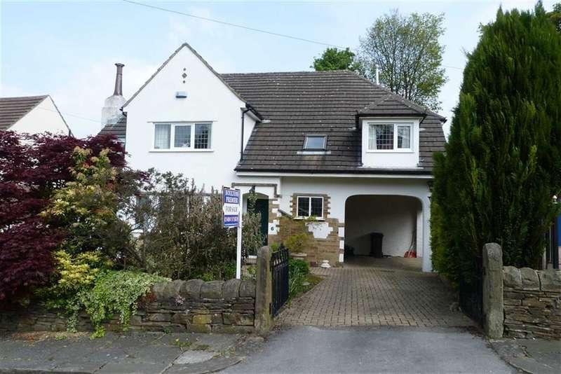 4 Bedrooms Property for sale in Rose Mount, Birkby, Huddersfield