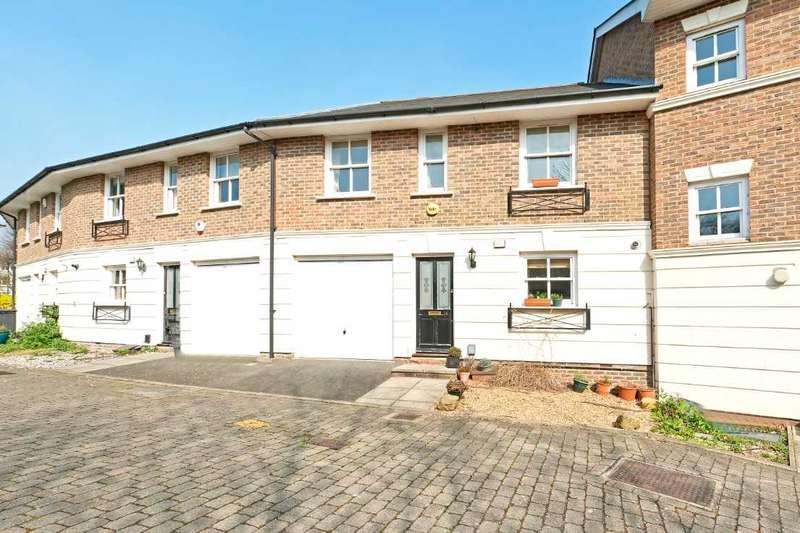 3 Bedrooms Terraced House for sale in Breakspears Mews, Brockley