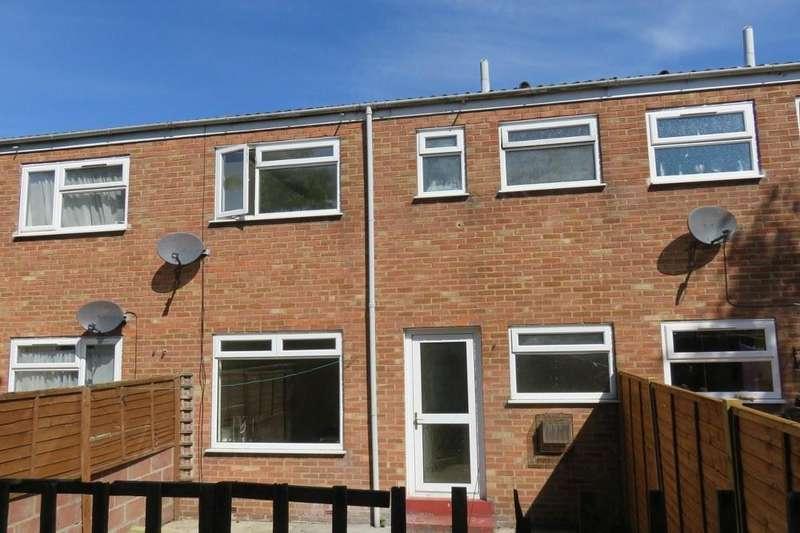2 Bedrooms Terraced House for sale in 18 Wayfarings Close, Norton, YO17 9DW