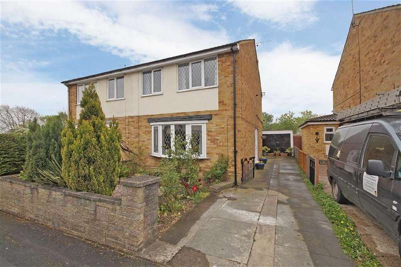 3 Bedrooms Semi Detached House for sale in Devonshire Way, Harrogate, North Yorkshire
