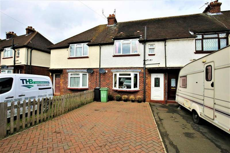3 Bedrooms Terraced House for sale in South Park Road, Maidstone