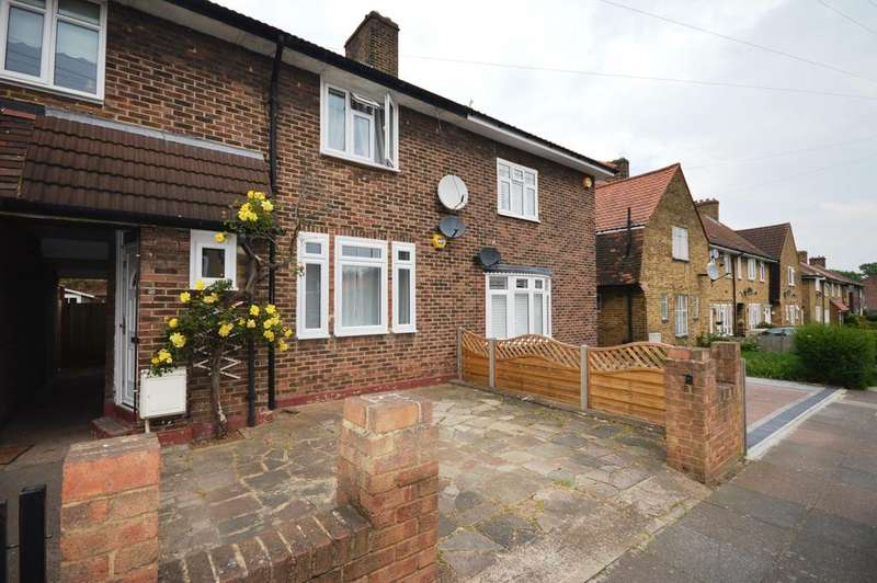 2 Bedrooms Terraced House for sale in Overdown Road London SE6