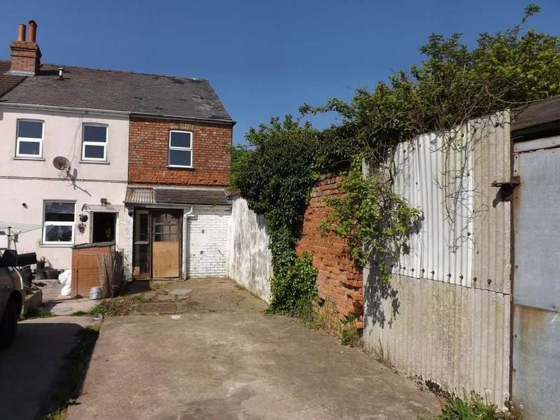2 Bedrooms End Of Terrace House for sale in Long Sutton