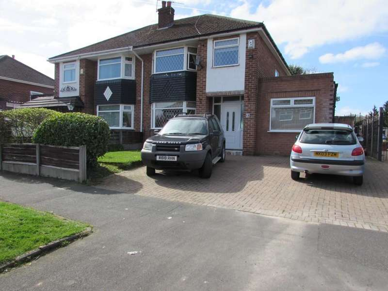 3 Bedrooms Semi Detached House for sale in Holliney Road, Manchester, M22