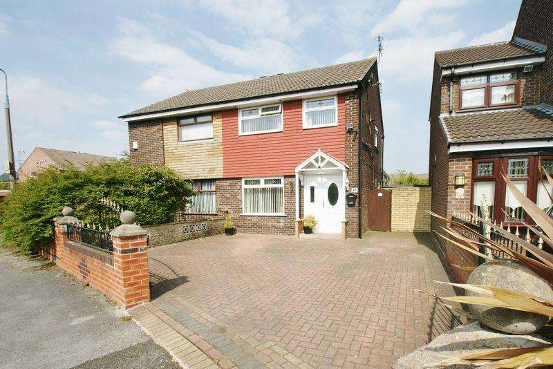 3 Bedrooms Semi Detached House for sale in Wentworth Drive, Liverpool