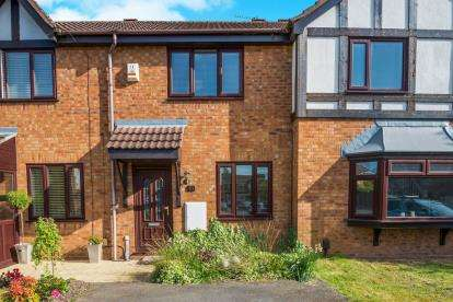 2 Bedrooms Terraced House for sale in Lapwing Court, Liverpool, Merseyside, England, L26