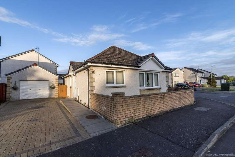 3 Bedrooms Detached Bungalow for sale in Smithfield Meadows, Alloa, Scotland, FK10 1TE