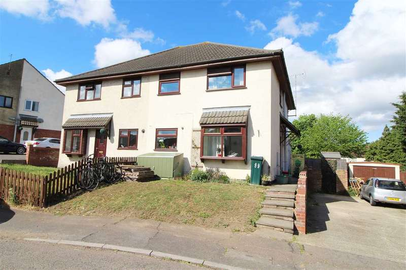 2 Bedrooms Property for sale in Gilberd Road, New Town, Colchester