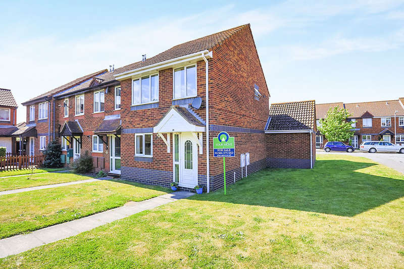 3 Bedrooms Semi Detached House for sale in Vlissingen Drive, Deal, CT14