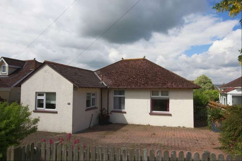3 Bedrooms Detached Bungalow for sale in Exeter Road, Kingsteignton, Newton Abbot, TQ12
