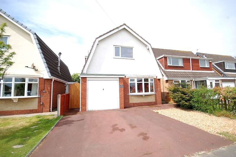 2 Bedrooms Detached House for sale in Cherry Tree Road, Blackpool