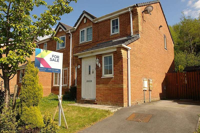 3 Bedrooms Semi Detached House for sale in 36 Shadowbrook Close, Oldham