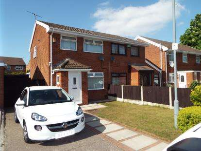 3 Bedrooms Semi Detached House for sale in Gwent Close, Liverpool, Merseyside, L6