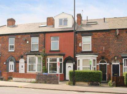 4 Bedrooms Terraced House for sale in Shoreham Street, Sheffield, South Yorkshire