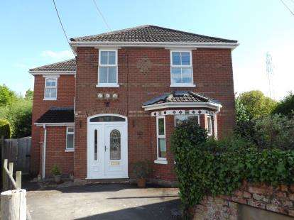 4 Bedrooms Detached House for sale in Hounsdown, Southampton, Hampshire
