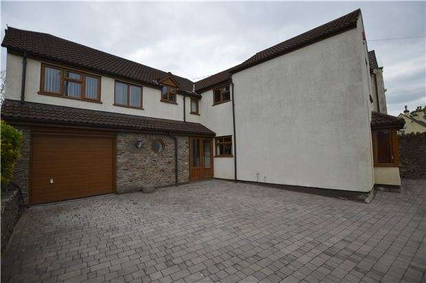4 Bedrooms Semi Detached House for sale in High Street, Winterbourne, Bristol, BS36 1RE