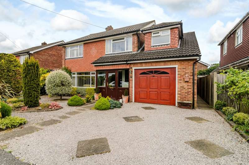 4 Bedrooms Detached House for sale in Woodham