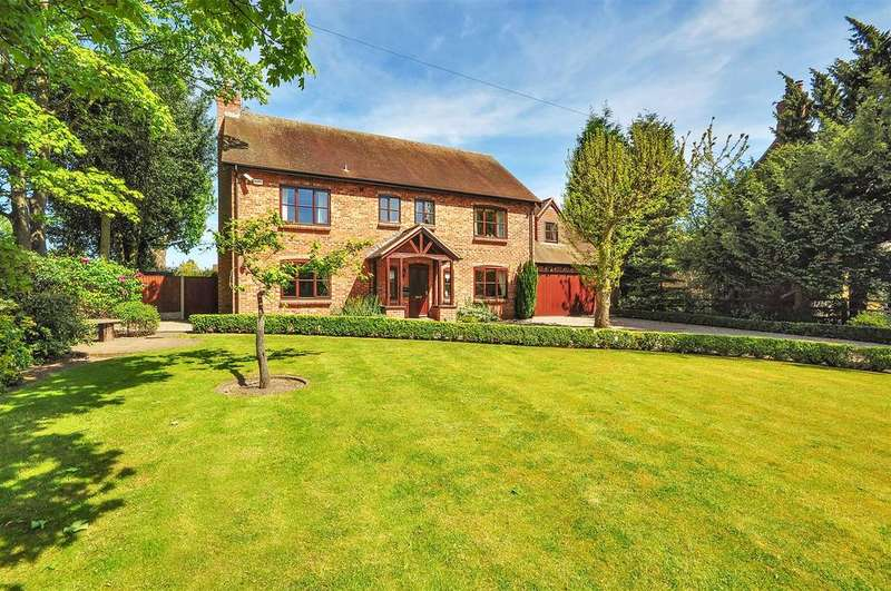 5 Bedrooms Detached House for sale in Orchard House, Main Street, Calverton, Nottingham