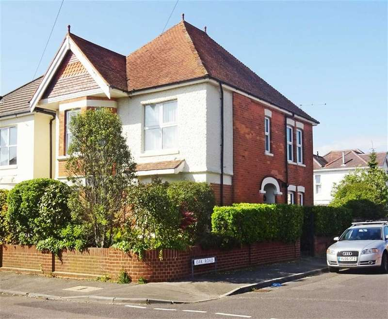 4 Bedrooms House for sale in Oak Road, Bournemouth, Dorset