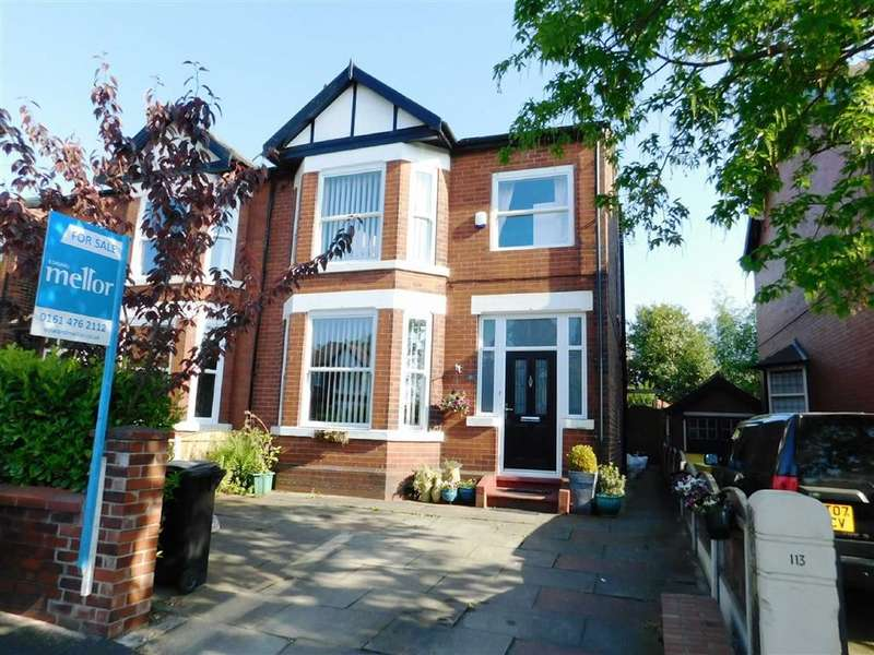 3 Bedrooms Property for sale in Edgeley Road, Stockport, Cheshire