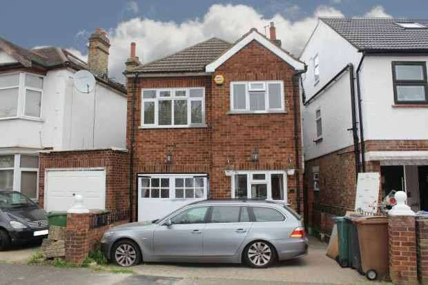 4 Bedrooms Detached House for sale in Guildford Road, London, Greater London, E17 4DZ