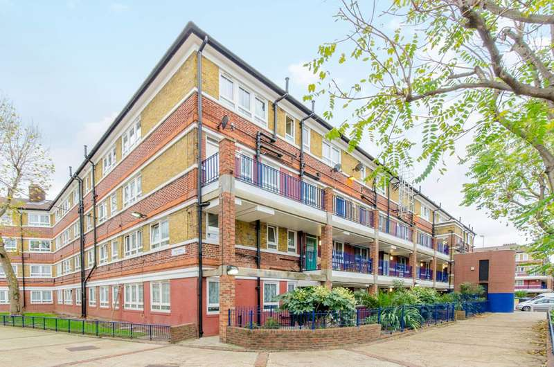 1 Bedroom Flat for sale in Meakin Estate, London Bridge, SE1