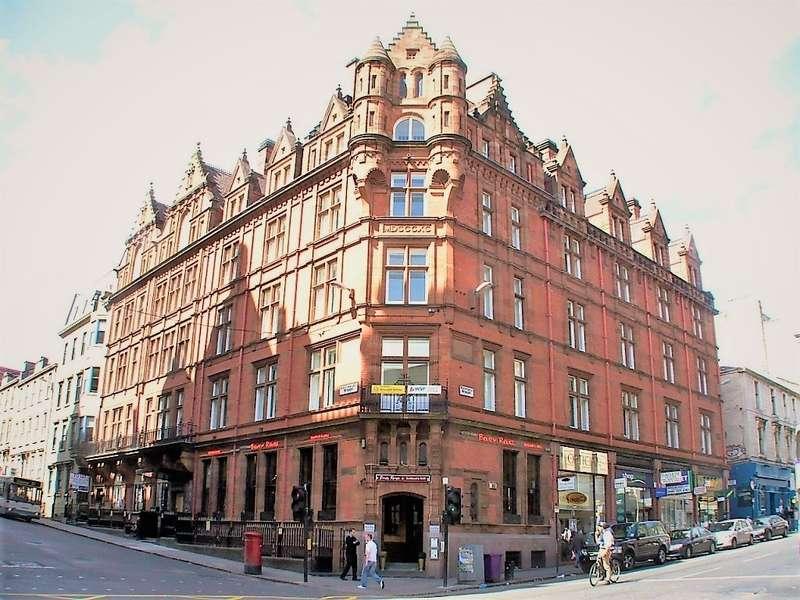 1 Bedroom Flat for sale in 4/5, 48 West Regent Street, Glasgow, G2 2RA