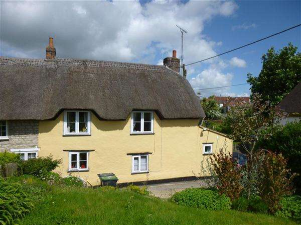 3 Bedrooms House for sale in The Thatched Cottage, Steep Street, Mere
