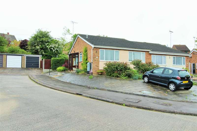 2 Bedrooms Bungalow for sale in The Rookery, Lawford, Manningtree