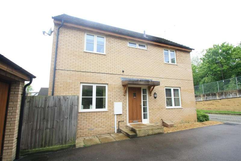 3 Bedrooms Semi Detached House for sale in Flexerne Crescent, Ashland, Milton Keynes