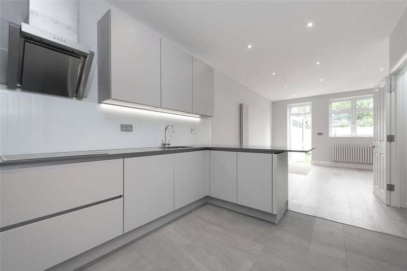 2 Bedrooms Flat for sale in Wrottesley Road, London, NW10