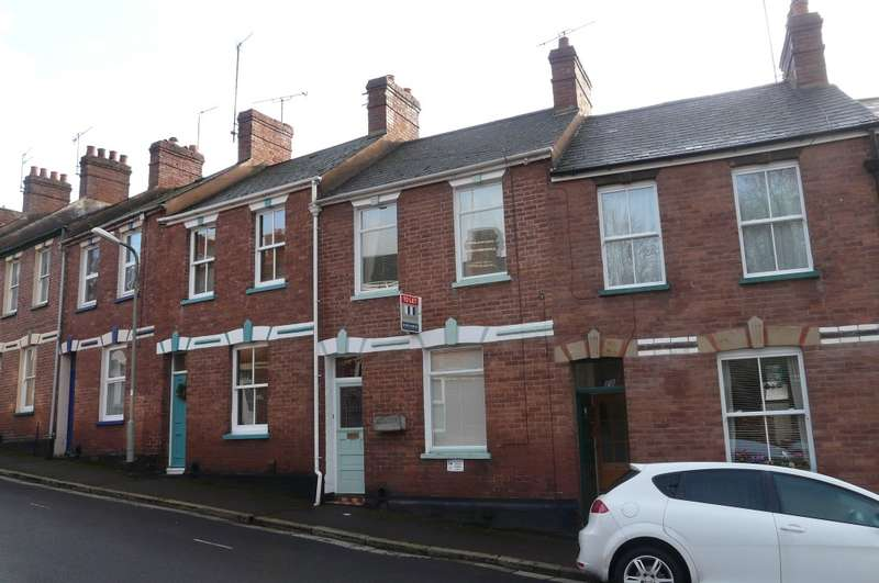 2 Bedrooms Terraced House for rent in St Leonards, Exeter