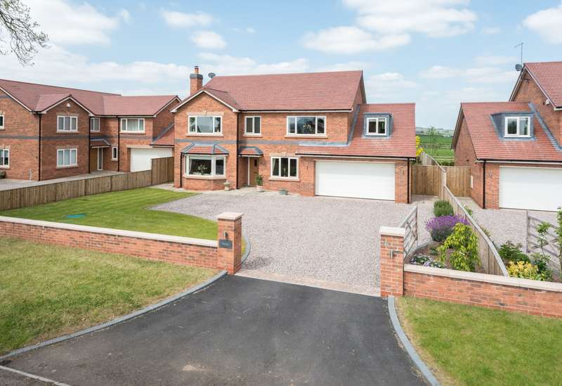 5 Bedrooms House for sale in 5 bedroom House Detached in Tilstone Fearnall
