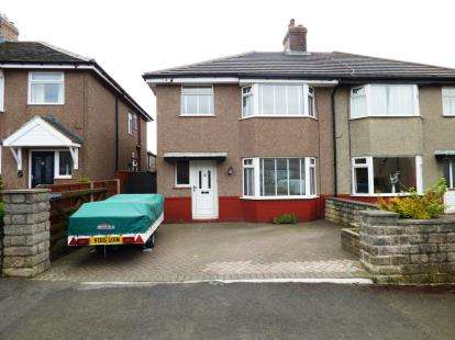3 Bedrooms Semi Detached House for sale in Glebe Road, Buxton, Derbyshire
