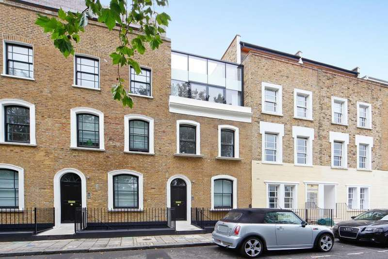 2 Bedrooms Apartment Flat for sale in Bridport Place, Shoreditch Park, N1
