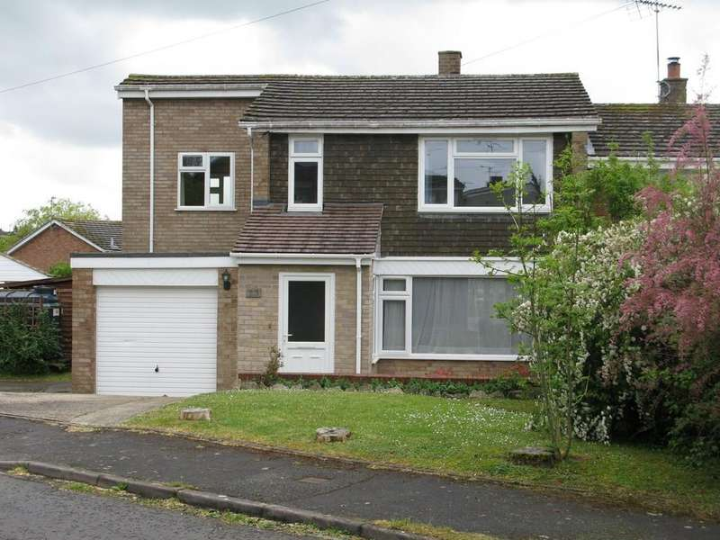 4 Bedrooms Semi Detached House for sale in SAXON LEAS, WINTERSLOW, SALISBURY, WILTSHIRE, SP5 1RN