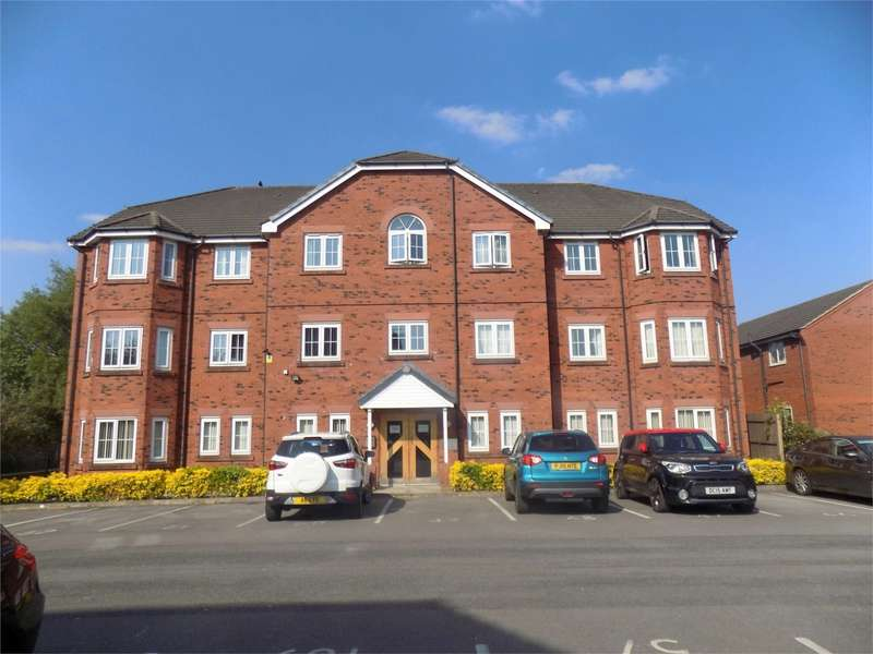 2 Bedrooms Flat for sale in Harrison Close, Warrington, Cheshire